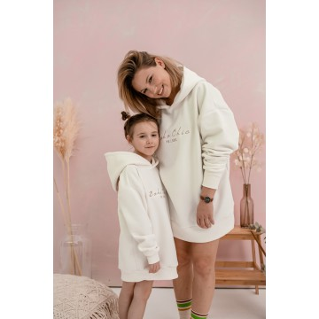 Bluza Mini Cream