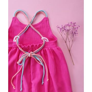Sukienka Santorini Pink